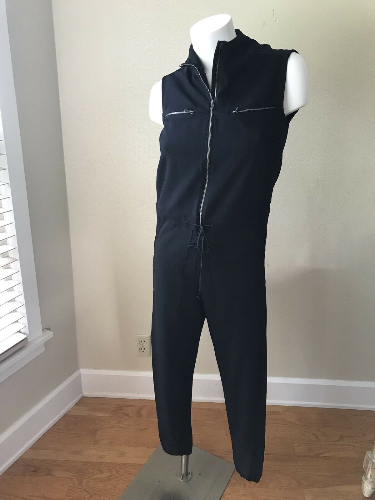 Anthropologie Jumpsuit by Dolan Left Coast sz XS
