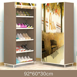 Fashion-Shoe-Rack-DIY-Assembly-Shoe-Organizer-Rack-Hallway-Shoes-Stand-Shelf