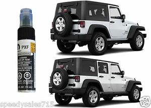 oem mopar 1997 2017 jeep wrangler hard top black touch up