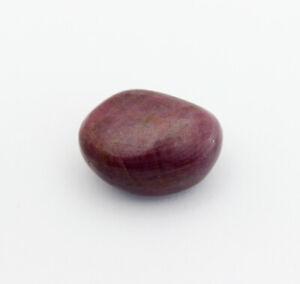 Nature Rubin Tumbled Stone Gemstone Healing Decoration Minerals Rarely Red 44