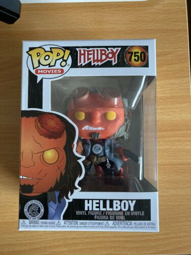 Pop Films Brand New Hellboy officielles Pop Vinyl Figure #750