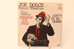 Joe Dolce Shaddap You Fac Ain ´ Tin No Fretta 102 947-100 Vinile