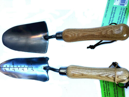 2  piece x 13 inch  Garden Tools  Stainless Steel  Shovel with Ashwood  Handle