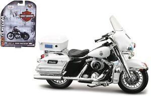 Harley-Davidson-2004-FLHTPI-Electra-Glide-Police-Maisto-Motorrad-Modell-1-24