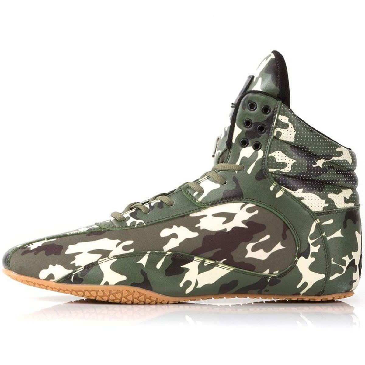 Ryderwear D-Mak Camo Shoes- New