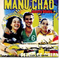 MANU CHAO (Mano Negra) - rare CD Single - France - Promo
