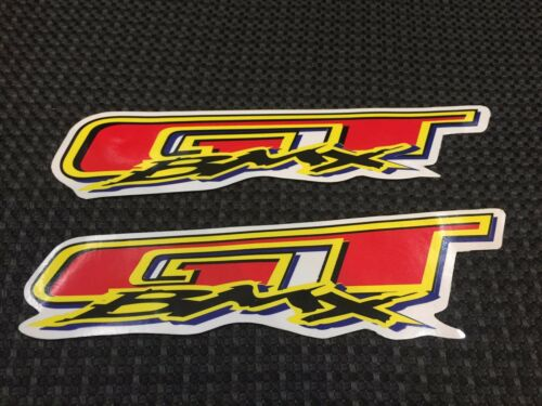 NOS Set of 2 GT BMX Bike Bicycle Racing Stickers decals