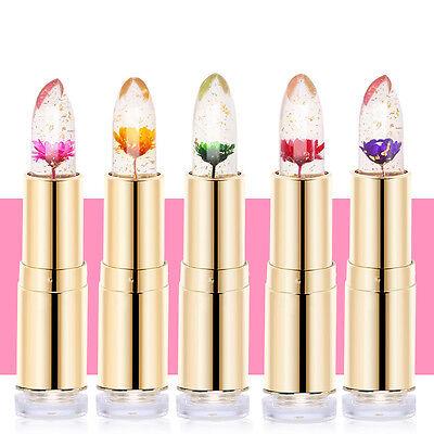Magic Jelly Blume Lipstick Color Changing Moisturizing Lippenstifte LipGloss