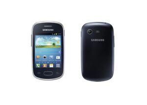 Samsung-Galaxy-STAR-in-Black-Handy-Dummy-Attrappe-Requisit-Deko-Werbung