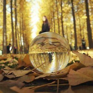 Foto perfetta fotografia Sfera sfera di vetro chiaro qualità fotografica 40-60mm kristallk h0u9