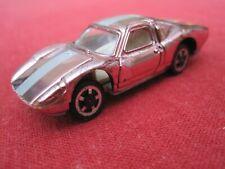 good condition No.6112 Vintage circa 1969 Cigar Box car by Aurora pink Porsche 904