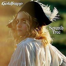 Seventh-Tree-von-Goldfrapp-CD-Zustand-gut