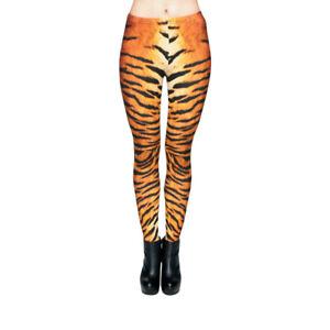 Frauen Geschenke Weihnachten.Details Zu Frauen Leggings Fruhling Sommer Kleidung Tiger Fell Damen Geschenk Weihnachten