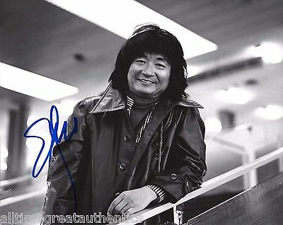 Classical, Opera & Ballet Composer Seiji Ozawa Hand Signed 8x10 Photo E W/coa Conductor Bso Orchestra Selling Well All Over The World