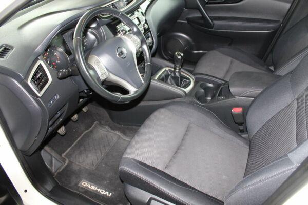 Nissan Qashqai 1,5 dCi 110 Acenta billede 5