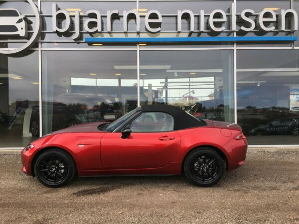 Mazda MX-5 1,5 Sky-G 132 Roadster Edition - billede 3