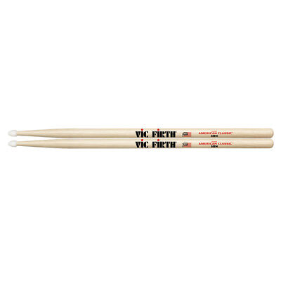 vic firth american classic drum sticks 5b nylon tip upc 750795000289 750795000289 ebay. Black Bedroom Furniture Sets. Home Design Ideas