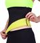 Women Sweat Sauna Shaper Men Waist Trainer Cincher Sports Belt Fitness Fat Burn