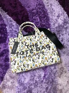 Authentic-Marc-Jacobs-x-Snoopy-The-Tote-Bag