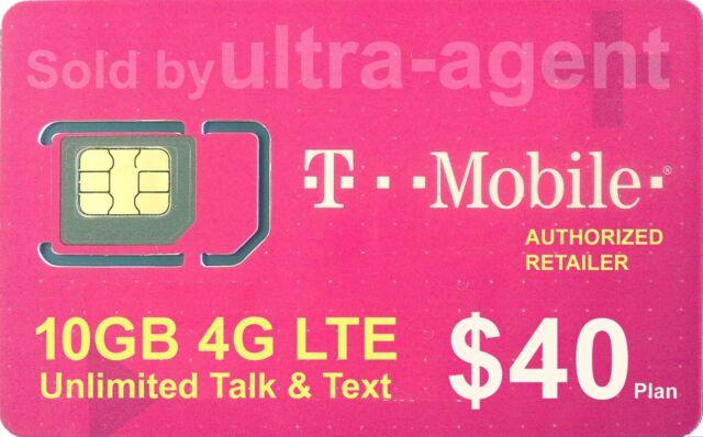 Prepaid Sim Karte Usa 4gb 4g Unbegrenzte Internationale Anrufe Und