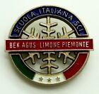 Spilla Scuola Italiana Sci - Bek Agus Limone Piemonte (D. Colombo E F. Milano)