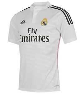 Adidas-Accueil-Heim-Maillot-Real-Madrid-14-2015-Taille-S-M-L-XL-avec-etiquette