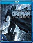 Batman The Dark Knight Returns Part 1 Blu-ray 2012 US IMPORT - DVD 5eln