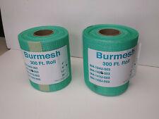 2 Pack Burr Mesh 300 Ft Roll 6 004 140u 503 004 140g 503 004 141u 503