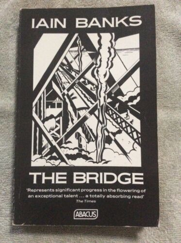 1 of 1 - BRIDGE, THE - Iain Banks (Softcover, 1990, Free Postage)
