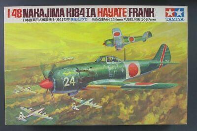 Frank 1//48 scale kit Microace Arii 304075 Nakajima Hayate KI84