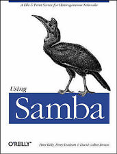 Using Samba: A File and Print Server for Heterogeneous Networks-ExLibrary