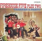 Crashes a Party 0025218103824 by Firehouse Five Plus Two CD