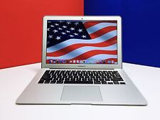 Apple MacBook Air 13 inch Mac Laptop Upgraded Core i7 1.7Ghz 8GB Apple Care!