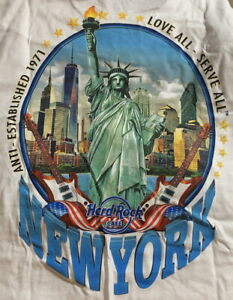 Hard-Rock-Cafe-New-YORK-2017-City-Tee-T-SHIRT-Mens-Size-Sm-3X-New-with-TAG-V17
