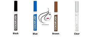 541e6704e35 Collection Colour Lash Mascara 4 colours Black, Blue, Brown or Clear ...