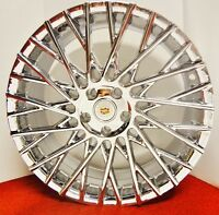 Factory Style Cadillac Chrome 20 X 7.5 Wheels Fit Most Cadillac