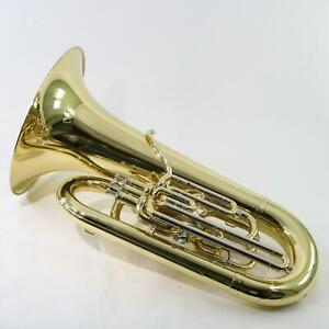 "Fringant Besson Modèle Be-782 ""international"" Bee Compensateurs Tuba En Laque Neuf-' Eeb Compensating Tuba In Lacquer Brand New Fr-fr Afficher Le Titre D'origine"