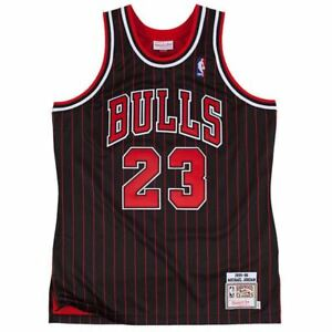 check out df5f2 7a222 Details about Brand New NBA Jersey Michael Jordan #23 Chicago Bulls Retro  Black UK SELLER