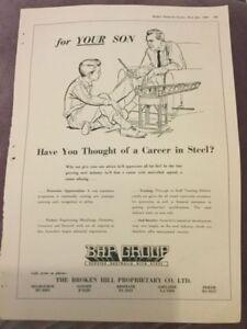 BHP-Advertisement-Australia-1957
