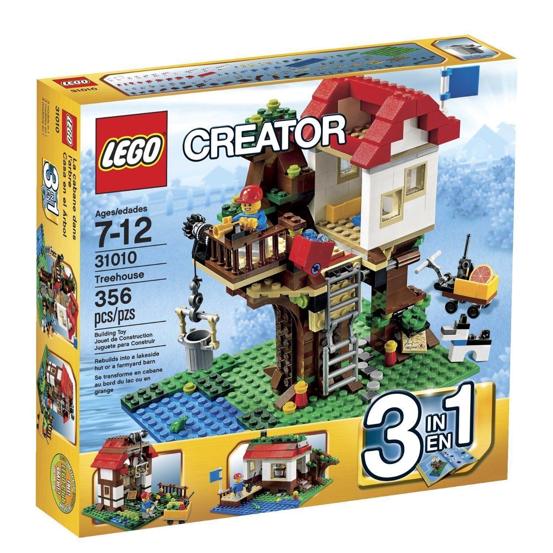 Nouveau LEGO Creator Tree House 31010   100% authentique