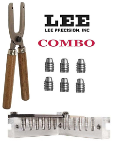 Lee 6 Cavity Mold & Mold Poignées 40 s&w-10 mm- (401 Diamètre) 175 Grain # 90690-afficher le titre d`origine 5qIjarK5-07141307-217816084