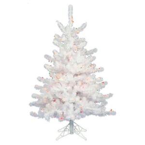 image is loading vickerman 3 ft crystal pre lit christmas tree - 3 Ft Pre Lit Christmas Tree