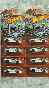 Hot Wheels 2020 Police Set Lamborghini Aventador Coupe ...