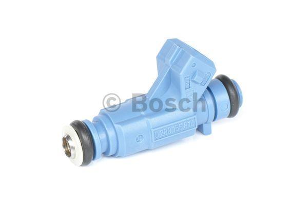 Bosch Injecteur Carburant Essence 0280155814 - Original - Garantie 5 Ans