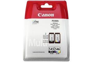MULTIPACK-CANON-PG-545-CL-546-ORIGINALI-PER-CANON-Canon-PIXMA-MG2450-MG2550