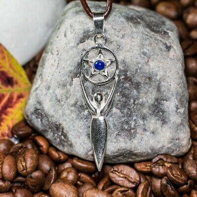 Pentagramm Zeichen Anhänger Symbol Silber 925 Amulette 1,9 cm