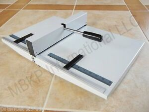 NEW-DESK-TOP-MP6-PAPER-HAND-PERFORATING-MACHINE-PERFORATOR