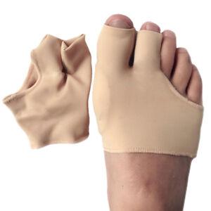 2Pcs-Hallux-valgus-guard-cushion-bunion-separator-thumb-protector-toe-corrector
