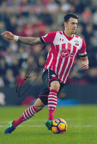 SOUTHAMPTON HAND SIGNED JOSE FONTE 12X8 PHOTO.