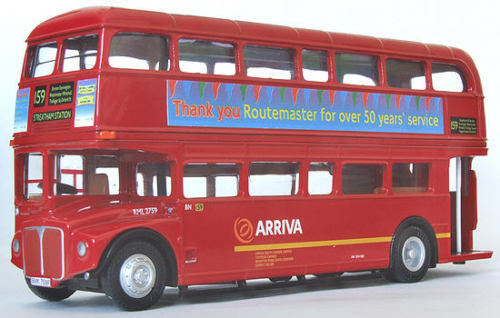 EFE ARRIVA SOUTH LONDON RML ROUTEMASTER-25519